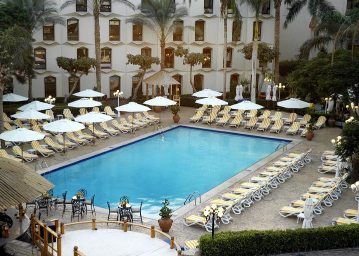 Le Passage Cairo Hotel & Casino, An-Nuzhah