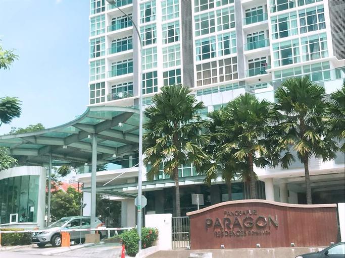 Paragon Residences Straits View, Johor Bahru
