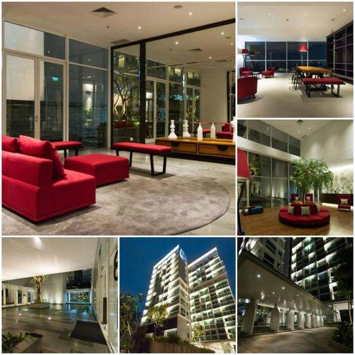Puri Suite Satu8, West Jakarta