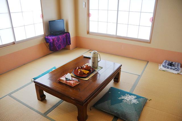 Nishi-Izu Futo Onsen Oyado Gorinkan, Nishiizu