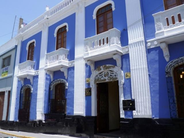 La Casona de Palacio Viejo, Arequipa