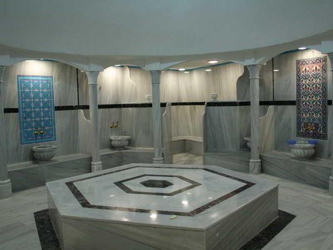 Hotel El-Ruha, Merkez