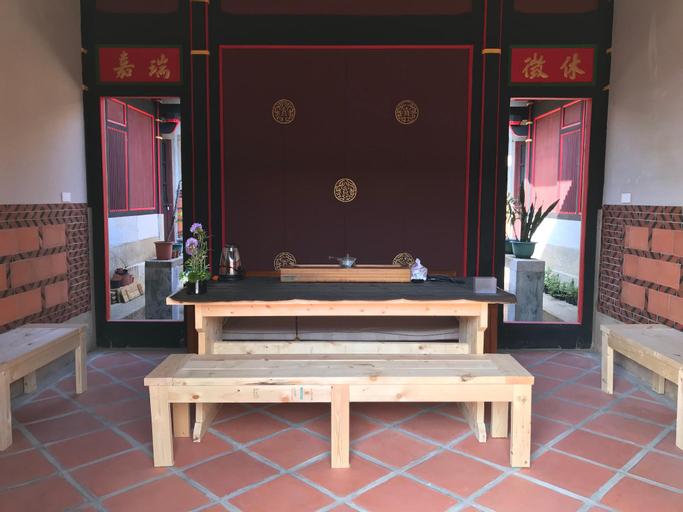Casa Wisteria, Kinmen