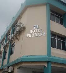 Hotel Perdana, Lawas