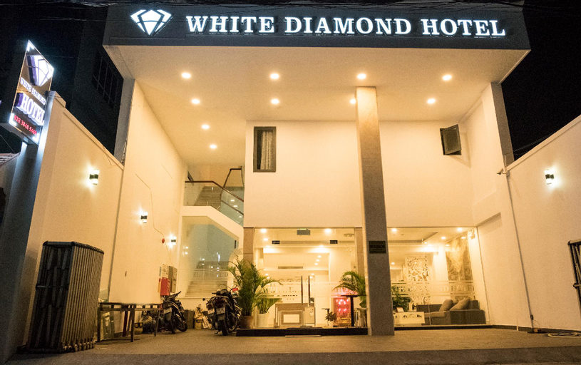 White Diamond Hotel - The Art, Tân Bình