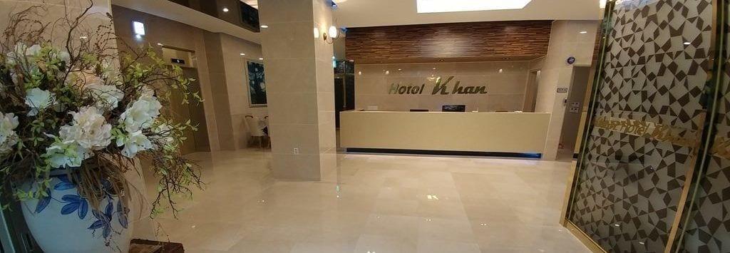 Khan Hotel, Dalseong