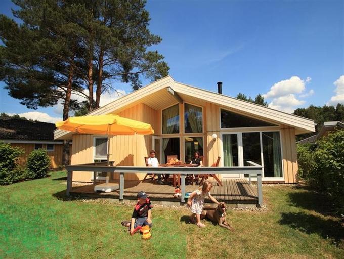 Ferienpark Mirow, Mecklenburgische Seenplatte