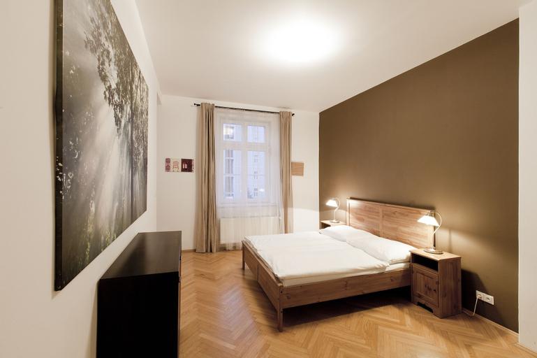DownTown Suites Kodanská, Praha 2