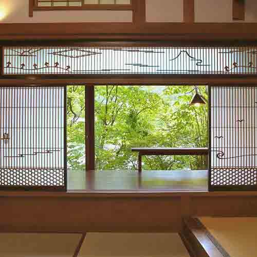 Shima Onsen Sekizenkan Kashotei Sanso, Nakanojō