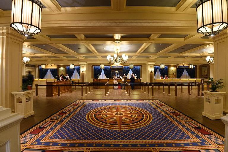 Disney's Newport Bay Club, Seine-et-Marne