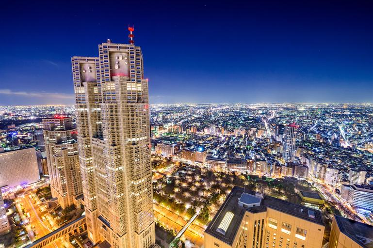Central Hotel Tokyo, Shinjuku