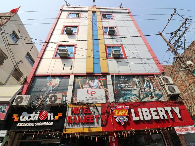 SPOT ON 37425 Hotel Ranjeet Residential, Muzaffarpur