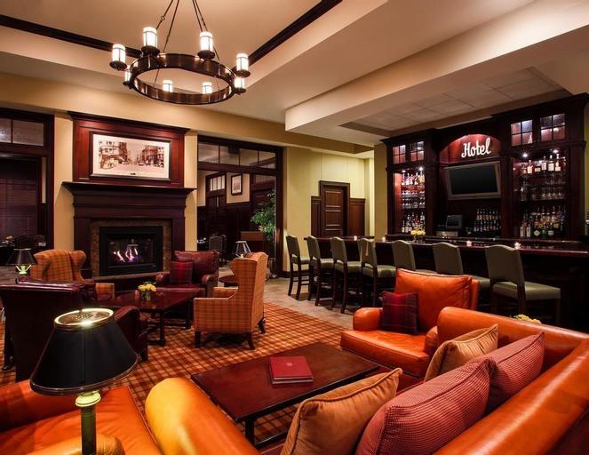 Sheraton Duluth Hotel, Saint Louis