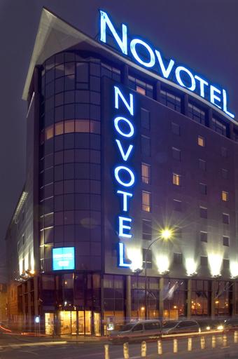 Novotel Paris 13 Porte d'Italie, Val-de-Marne