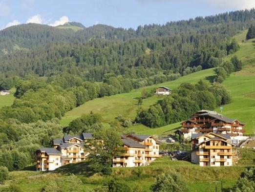 Résidence Nemea Les Chalets des Evettes, Savoie