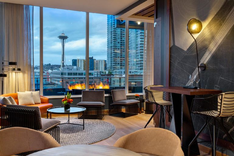 The Sound Hotel Seattle Belltown, Tapestry Collection by Hilton, King