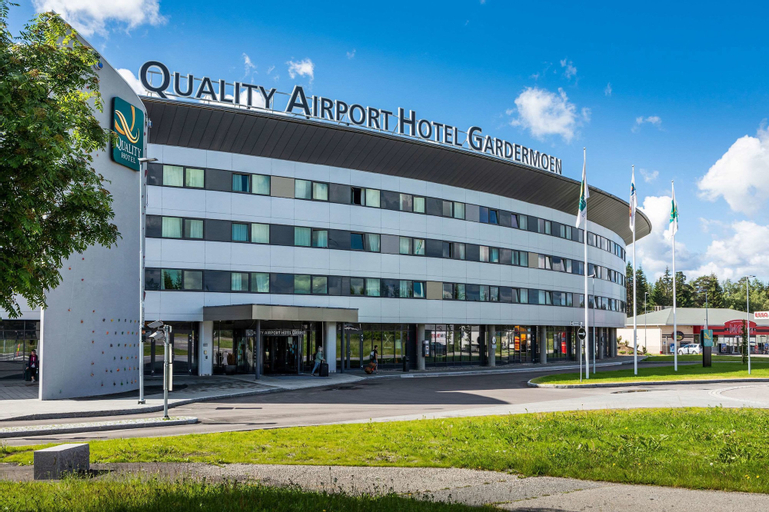Quality Airport Hotel Gardermoen, Ullensaker