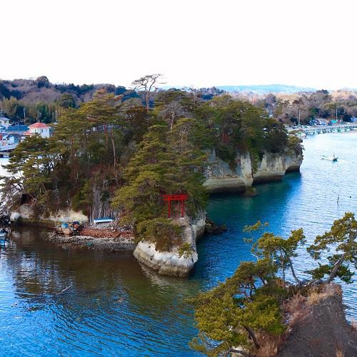 Okumatsushima Ryoshi no Yado Sakuraso, Higashimatsushima