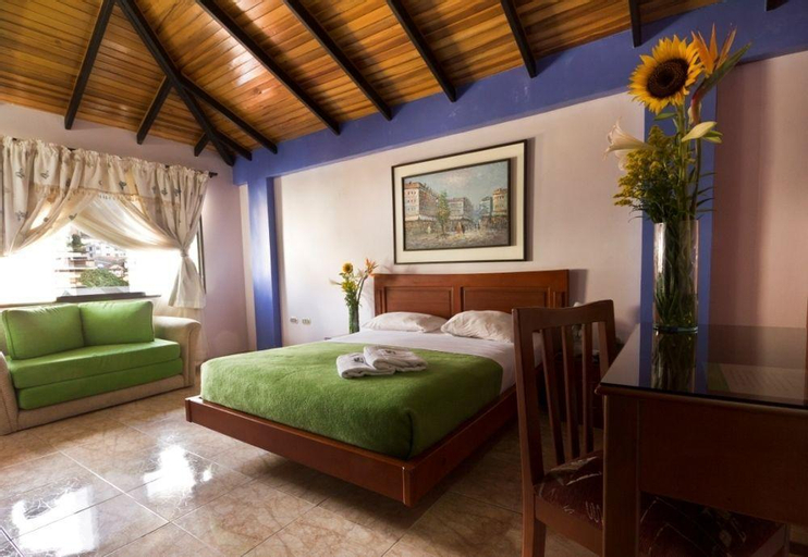 Mon Cricket Hotel C.A, San Cristóbal