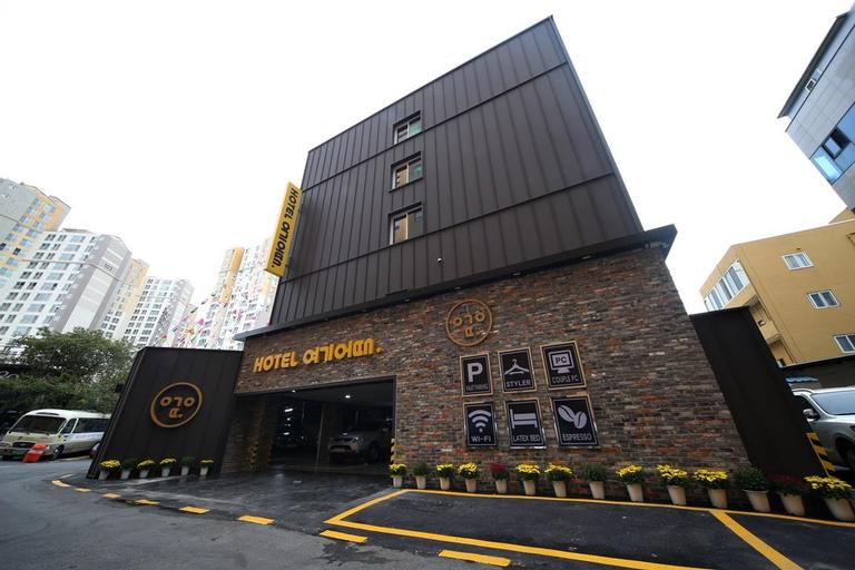 Hotel Yeogiuhtte Gwangju Baegun, Gwangsan