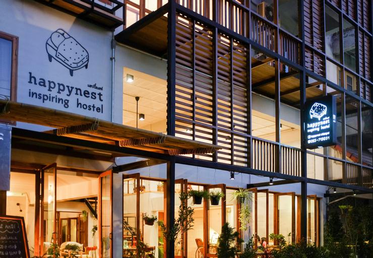 Happynest Inspiring Hostel, Muang Chiang Rai