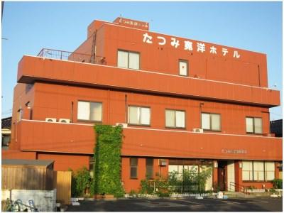 Tatsumi Kanyo Hotel, Nikaho