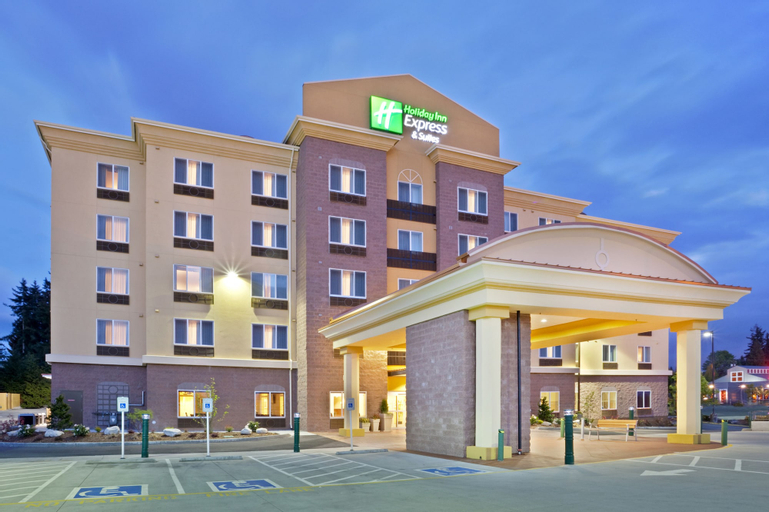 Holiday Inn Express & Suites Seattle North - Lynnwood, Snohomish