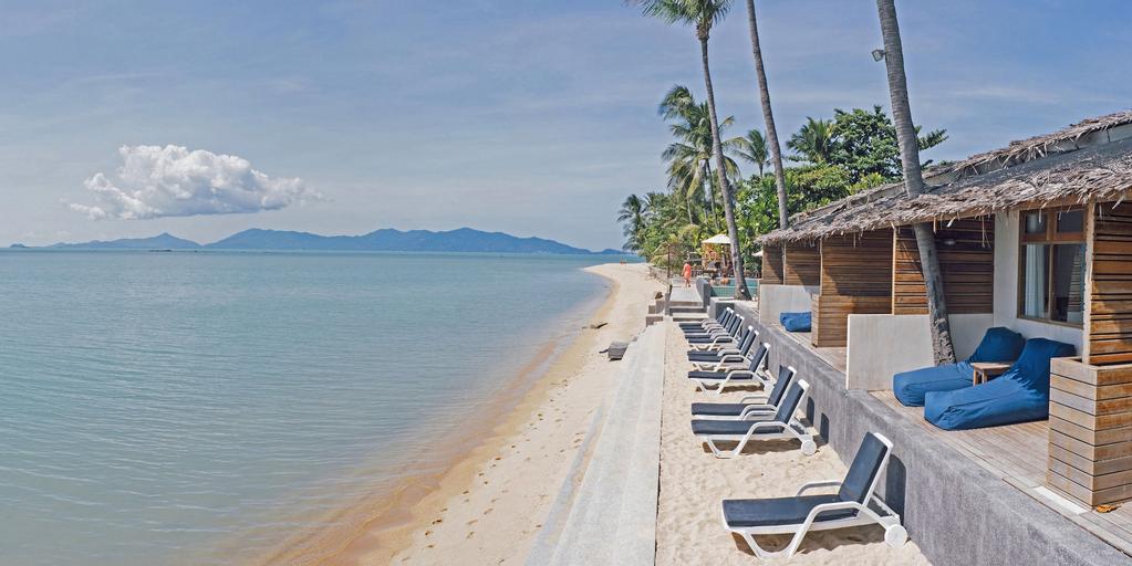 Escape Beach Resort, Ko Samui