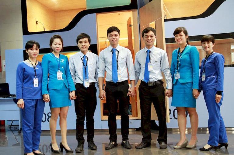 VATC SleepPod Terminal 1, Sóc Sơn
