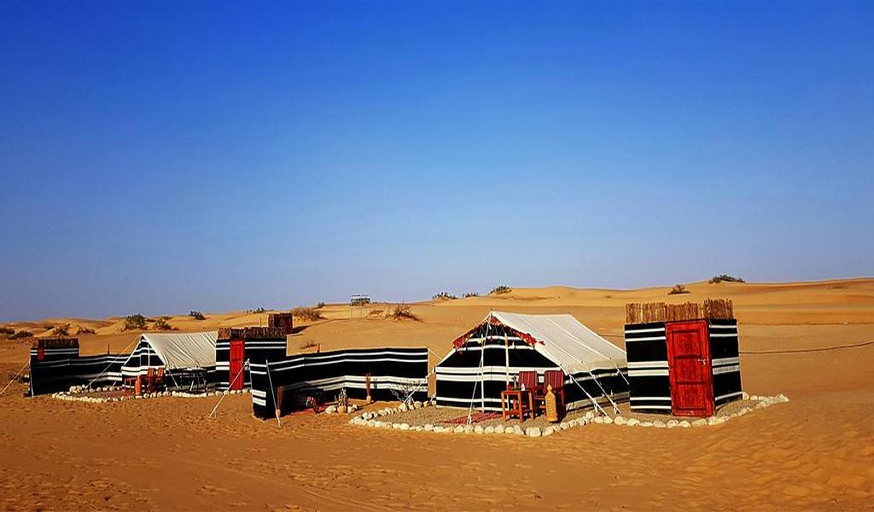 The Queen Desert Camp (Pet-friendly), Al Qabil