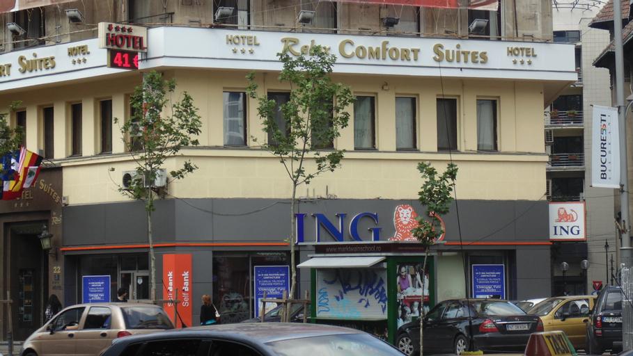 Relax Comfort Suites, Municipiul Bucuresti