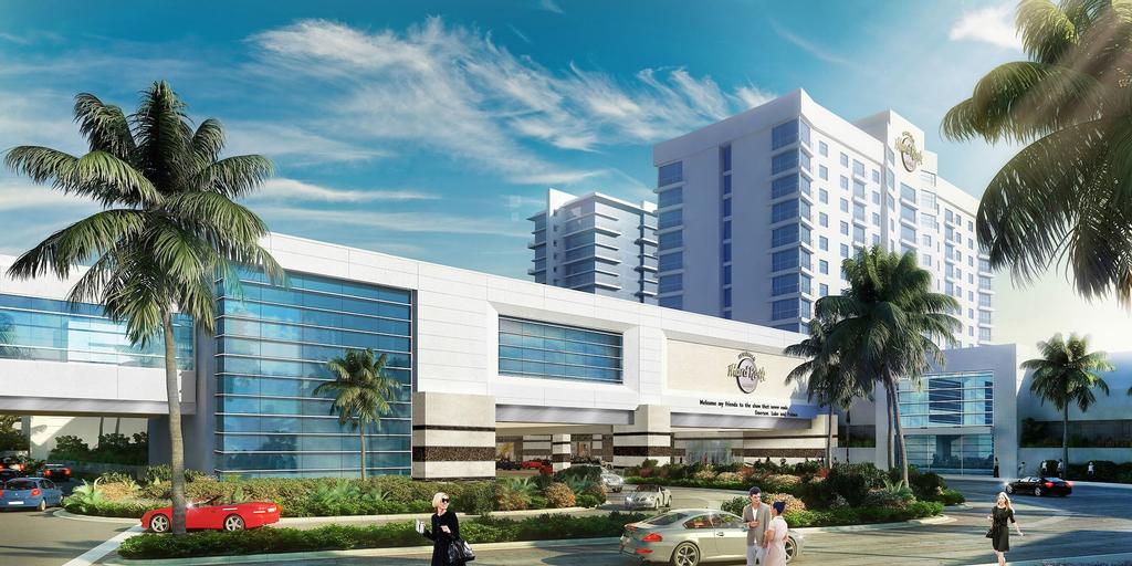Seminole Hard Rock Hotel & Casino Tampa, Hillsborough