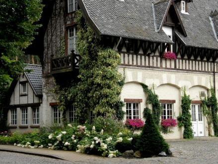 Chateau de Limelette, Brabant Wallon