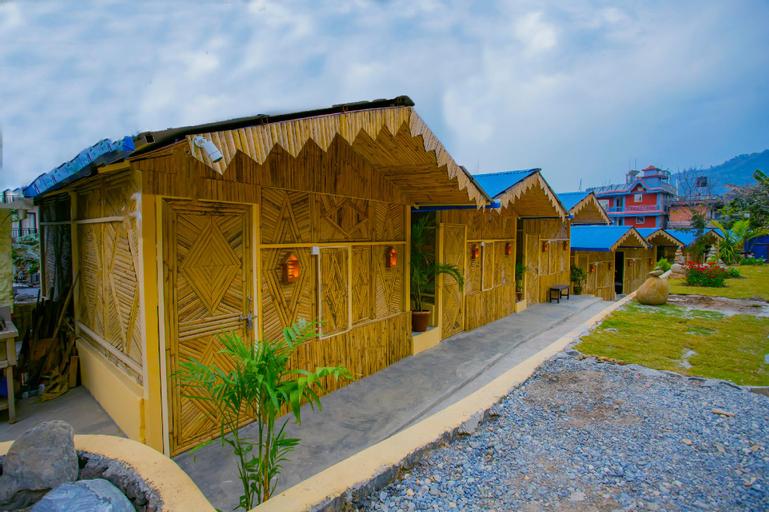 OYO 344 Babylon Bamboo House, Gandaki