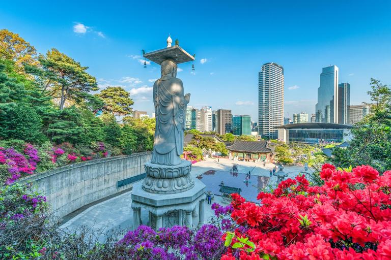 Novotel Suites Ambassador Seoul Yongsan - Seoul Dragon City, Yongsan