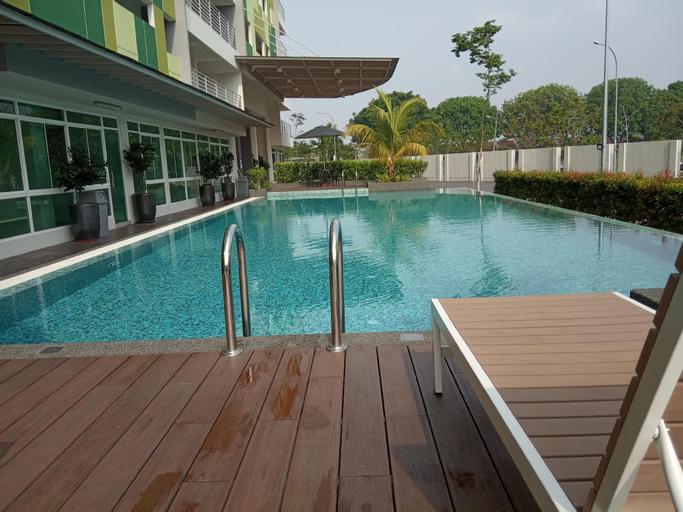 Double room at GEMS International School Scenery view Penang, Seberang Perai Selatan