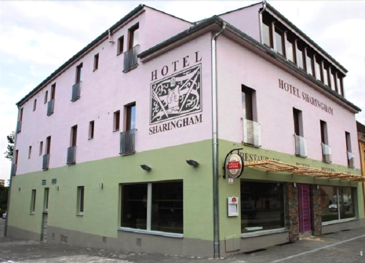 Hotel Sharingham, Brno