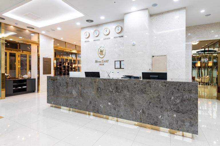 Hotel L'art Park, Namdong