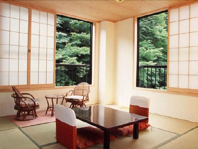 Ichigekan, Nakanojō