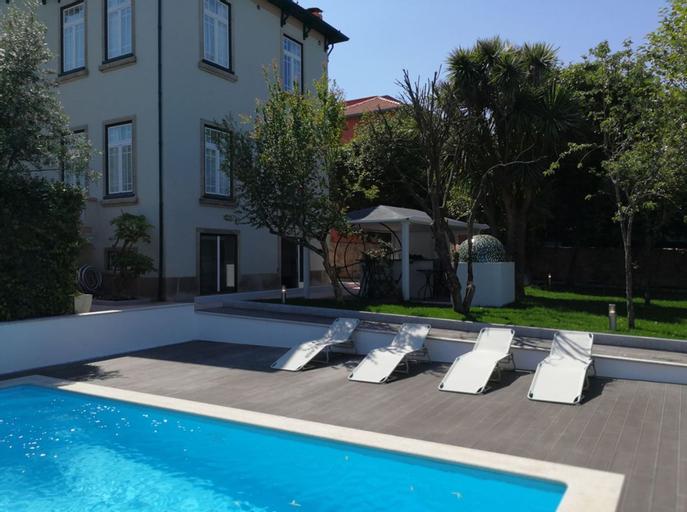 House Of Pandora Arts Mansion & Spa, Porto