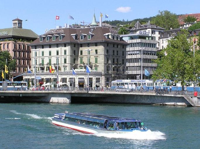 Central Plaza Hotel, Zürich