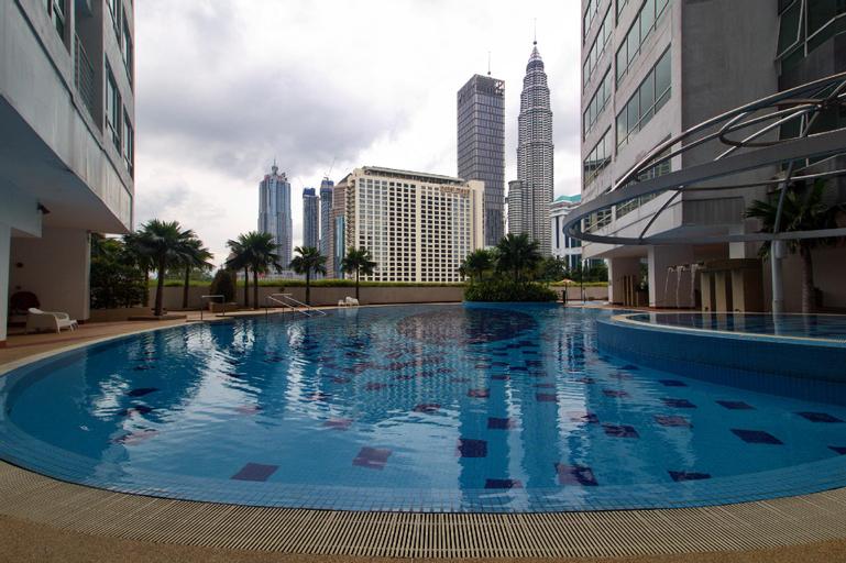 OYO Home 500 Premium 2BR Crest Condo, Kuala Lumpur