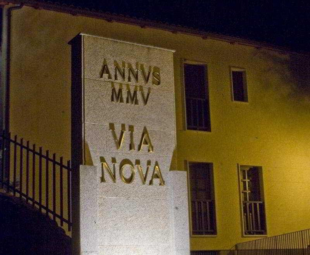 Via Nova, Ourense