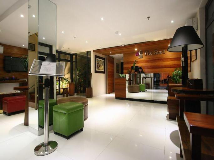 The Suez Serviced Studios Makati, Makati City