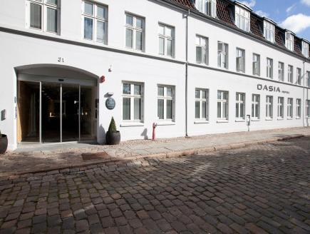 Hotel Oasia Aarhus City, Århus