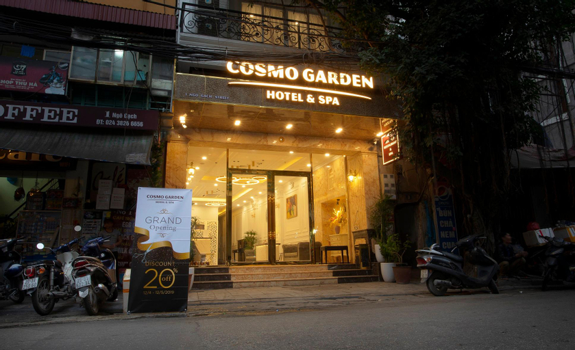 Cosmo Garden Hotel and Spa, Hoàn Kiếm