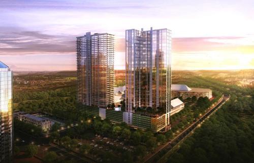 Apartemen U Residence 1 Karawaci, Tangerang