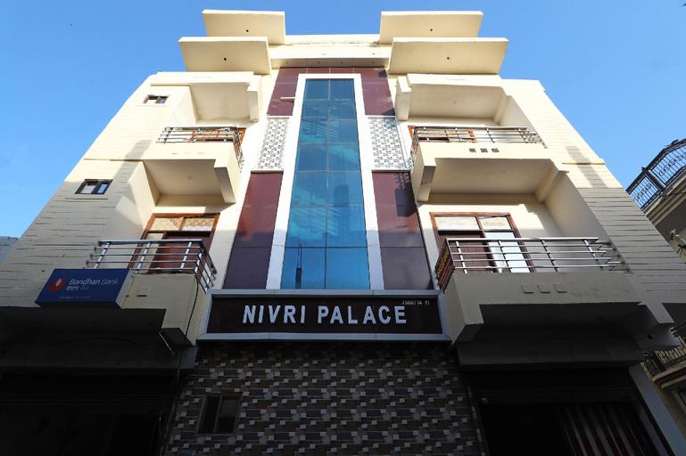 OYO 39621 Nivri Palace, Aligarh
