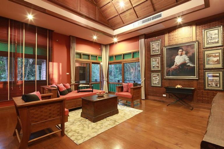 Hill Lodge, Hang Dong