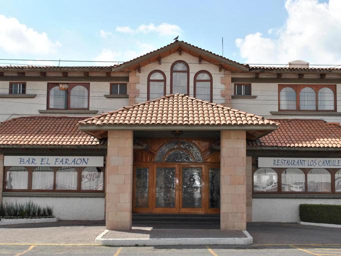 Hotel Del Angel, Xaltocan
